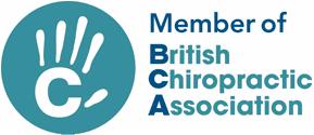 Member of British Chiropractic Association logo