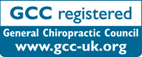 General Chiropractic Council, GCC Registered logo