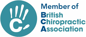 Member of British Chiropractic Association logo
